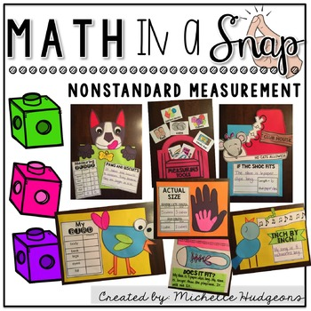 Math in a Snap (Nonstandard Measurement)
