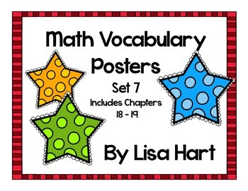 Math in focus Vocabulary Set 7