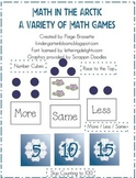 Math in the Arctic: A Variety of Math Games