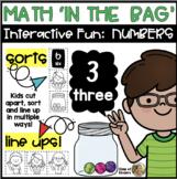 Math in the Bag: Number Ordering & Sorting for Kindergarte