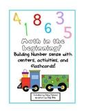 Math in the Beginning- Building Number Sense in Kindergarten!