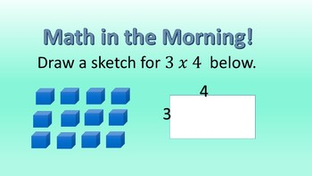 Math in the Morning Set Two