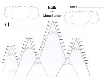 Math in the Mountains +1