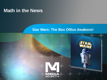 Math in the News: Star Wars, the Force Awakens
