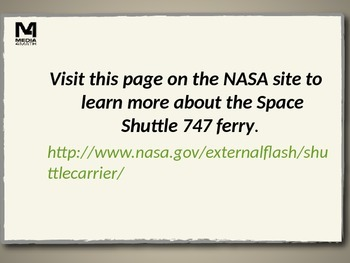 Math in the News: Transporting the Space Shuttle