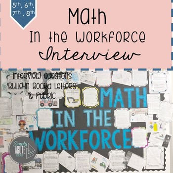 Math in the Workforce Project