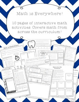 Math is Everywhere - Math Workshop Project