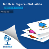 Math is Figuroutable Printable Posters