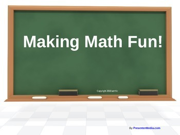 Making Math Fun! A Mini-Guide for Dealing With Math Anxiety.