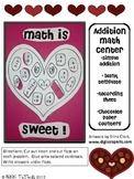 Math is SWEET! Valentine Center