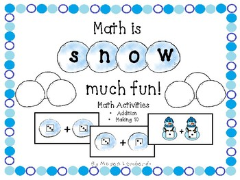 Math is Snow Much Fun!