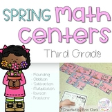 Math... it's a Spring Thing! {6 Math Tub Activities for Spring}