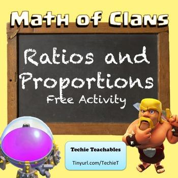 Math of Clans: Ratios