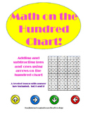 Math on the Hundred Chart (Arrow Math) Sets 1 and 2