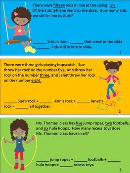 Math on the Playground!