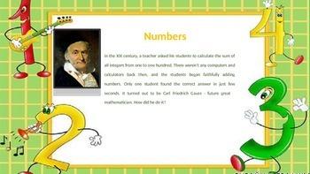 Math practice, Logic problems