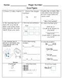 Math progress check quiz