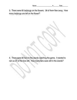 Math skills Review