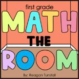 Math the Room First Grade