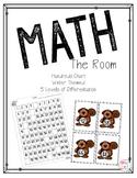 Math the Room - Hundreds Chart