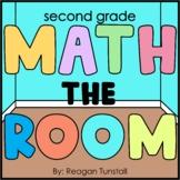 Math the Room Second Grade