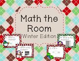 Math the Room Winter Edition