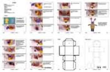 Math through Visual Arts: Cubes and Prisms