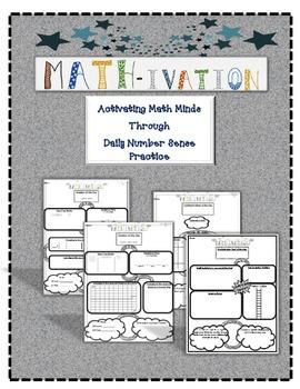 Math-tivation:   Activating Math Minds Through Daily Number Sense Practice
