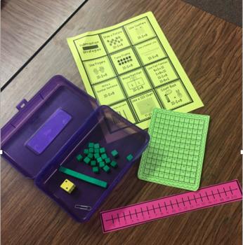 Math tool kit Freebie Starter Kit