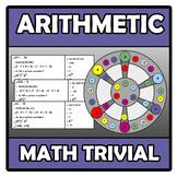 Math trivial - Arithmetic