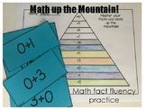 Math up the Mountain Fact Fluency