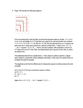 Math with Computer Coding Based on The Number Devil, Chapter 5