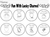 Math with Lucky Charms (K-2nd)