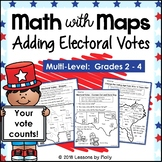 Math with Maps (Electoral Votes)
