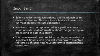Math with Significant Figures