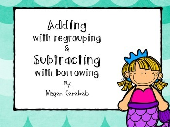 Math with regrouping and borrowing