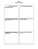 Math -word problems (graphic organizer)