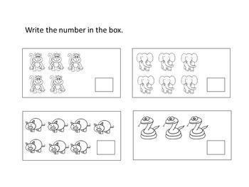 Math workbook