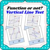 Math worksheet 017 - Function or not Vertical Line Test