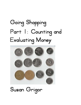 Math3 Going Shopping1 Counting and Evaluating Money
