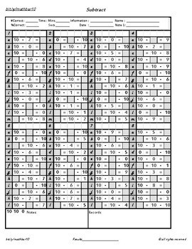 MathBar10 Samples
