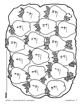 MathCrafts - Upper Primary