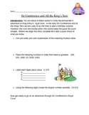Math/Literature: Sir Cumference and All the Kings Tens