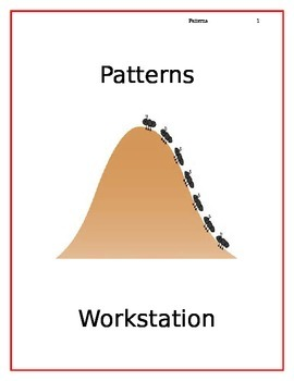 Math/Patterns Workstation