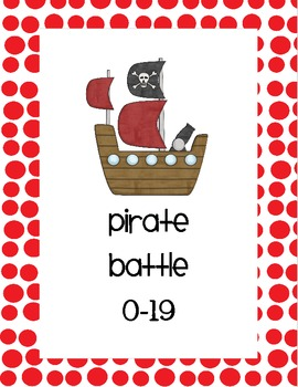 MathPirate Battle 0-19