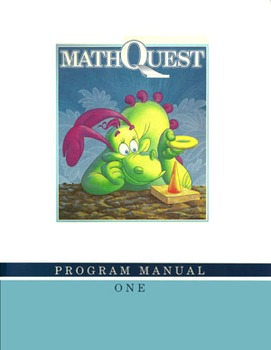 MathQuest 1: Program Manual
