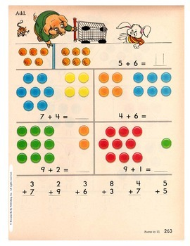MathQuest 1: Unit 15  Addition & Subtraction Facts to 18