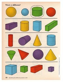 MathQuest 1: Unit 5  Geometric Solids