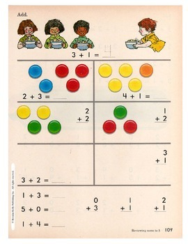 MathQuest 1: Unit 7  Addition & Subtraction Facts to 8
