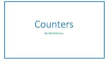 Math_Counters Manipulatives